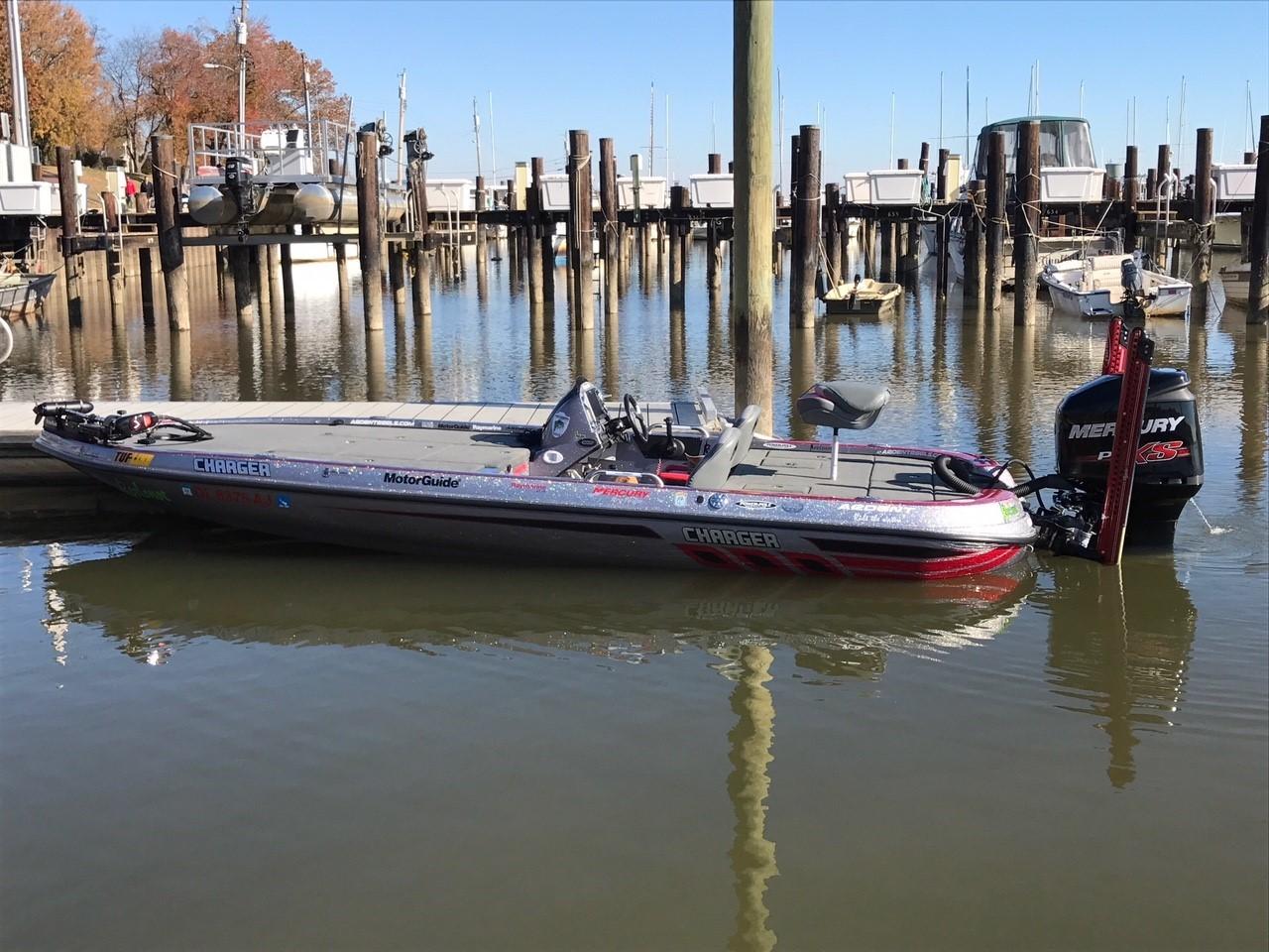 Charger Boat 8cvbg